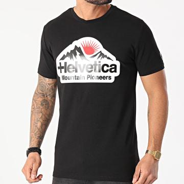 Helvetica - Tee Shirt Post Noir