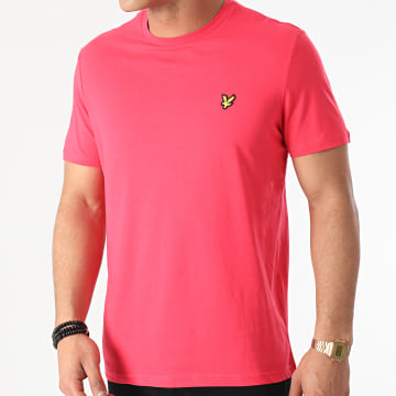 Lyle And Scott - Tee Shirt TS400V Rouge