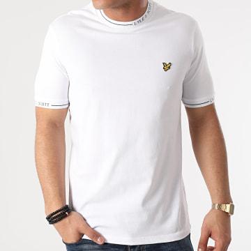 Lyle And Scott - Tee Shirt TS1419V Blanc