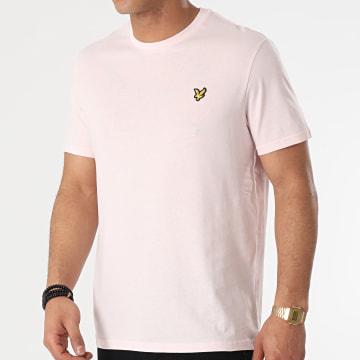Lyle And Scott - Tee Shirt TS400V Rose Clair