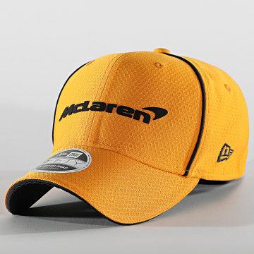 New Era - Casquette Replica Team Hex McLaren 60137774 Orange