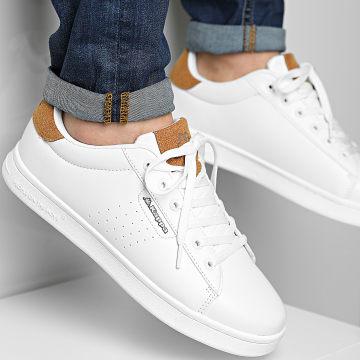 Kappa - Baskets Tchouri 3117LIW White Tan
