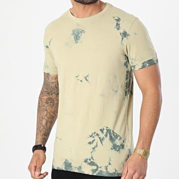 Solid - Tee Shirt Revan 21105246 Vert Kaki Clair
