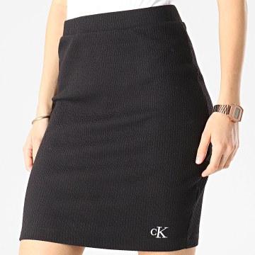 Calvin Klein - Jupe Femme 5715 Noir