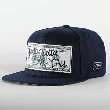 Cayler And Sons - Casquette Dolla Billy Bleu Marine