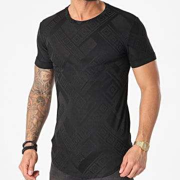 Frilivin - Tee Shirt Oversize Y5450 Noir