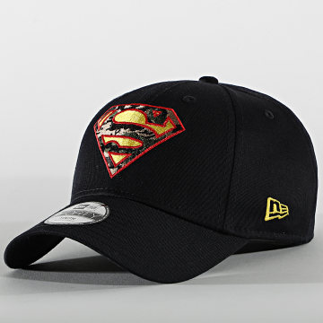 New Era - Casquette Enfant 9Forty Character Infill 60112548 Superman Noir