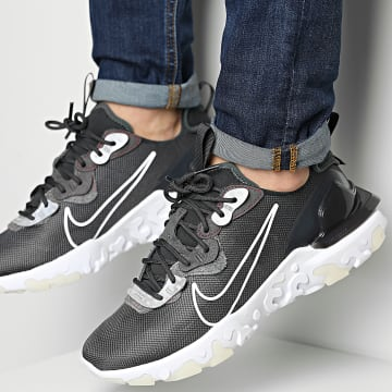 Nike - Baskets React Vision 3M CT3343 Anthracite White
