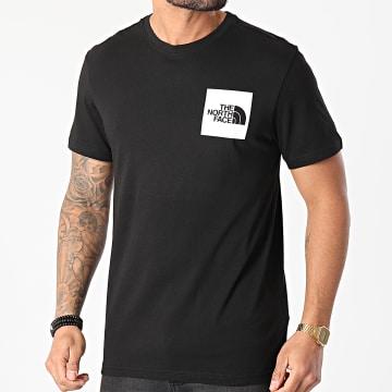 The North Face - Tee Shirt Fine 0CEQ5JK3 Noir