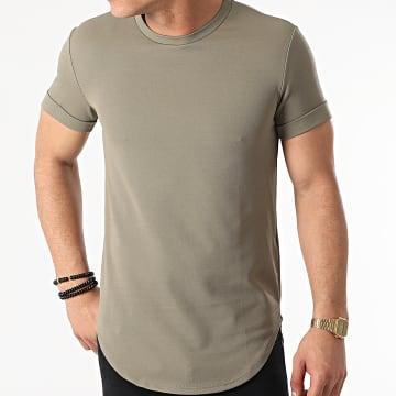 Uniplay - Tee Shirt Oversize UY577 Vert Kaki