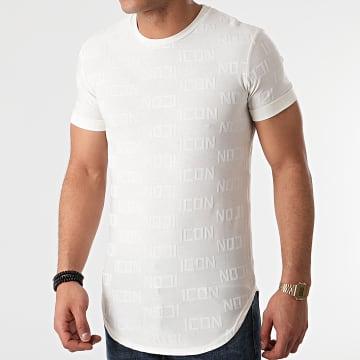 Uniplay - Tee Shirt Oversize UY578 Ecru