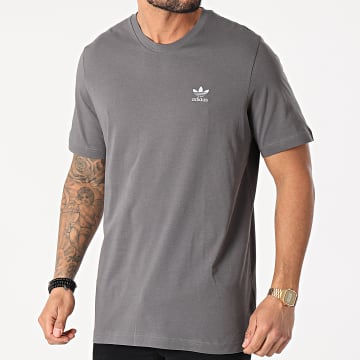Adidas Originals - Tee Shirt Essential GN3413 Gris Anthracite