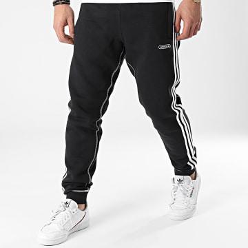 Adidas Originals - Pantalon Jogging A Bandes Contrast Stitch GN3888 Noir