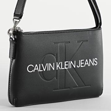Calvin Klein - Sac A Main Femme Shoulder Pouch 7462 Noir