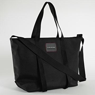 Calvin Klein - Sac A Main Femme Shopper 7578 Noir