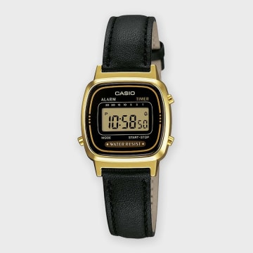 Casio - Montre Femme Collection LA670WEGL-1EF