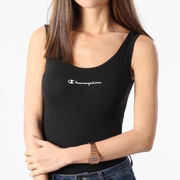 Champion - Body Débardeur Femme 112614 Noir