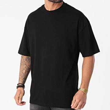 KZR - Tee Shirt Oversize B048 Noir