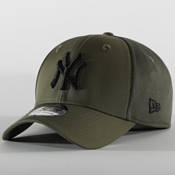 New Era - Casquette Fitted 39Thirty Mesh Back 60112805 New York Yankees Vert Kaki