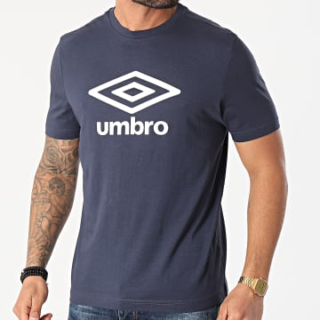 Umbro - Tee Shirt 729280-60 Bleu Marine