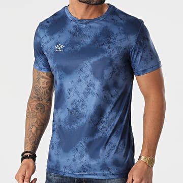 Umbro - Tee Shirt 848030-60 Bleu Marine