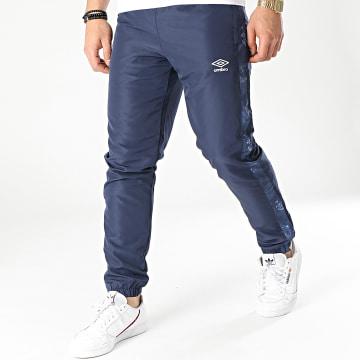 Umbro - Pantalon Jogging A Bandes 849570-60 Bleu Marine