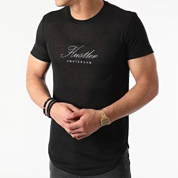 Uniplay - Tee Shirt Oversize UY586 Noir