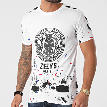 Zelys Paris - Tee Shirt Nflect Blanc