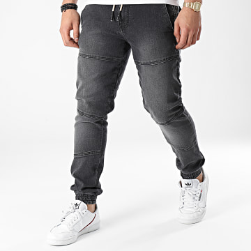 American People - Jogger Pant Jean Jay Gris Anthracite