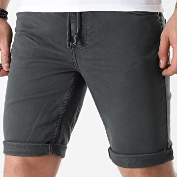 American People - Short Jogg Jean Slow Gris Anthracite