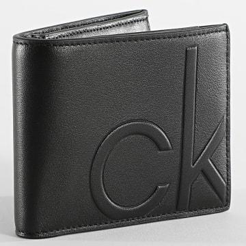 Calvin Klein - Portefeuille Bifold 5cc 6745 Noir