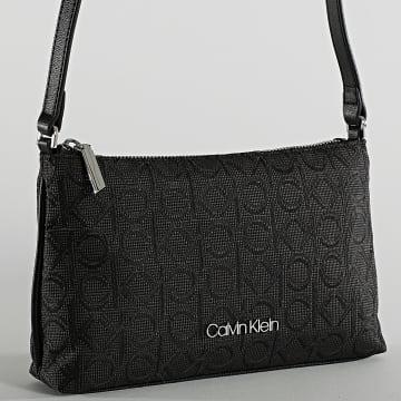 Calvin Klein - Sac A Main Femme Xbody 8080 Noir