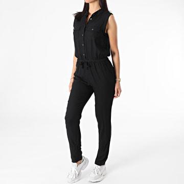 Deeluxe - Combinaison Femme Savina S21755W Noir