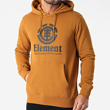 Element - Sweat Capuche Vertical Camel