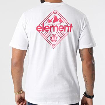 Element - Tee Shirt Duggar Blanc