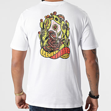 Element - Tee Shirt Pick Your Poison Blanc