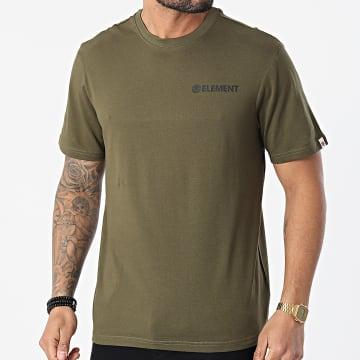 Element - Tee Shirt Blazin Chest Vert Kaki