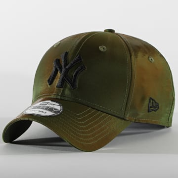 New Era - Casquette 9Forty Hypertone 60112655 New York Yankees Vert Kaki