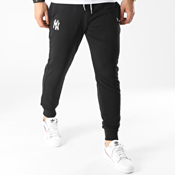 New Era - Pantalon Jogging New York Yankees Logo 12740954 Noir