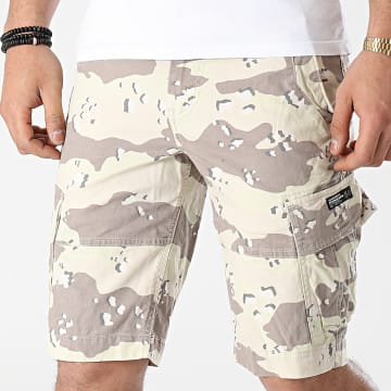 Superdry - Short Cargo Core M7110015A Beige Camouflage