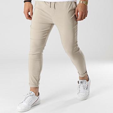 Uniplay - Pantalon Chino T3597 Beige