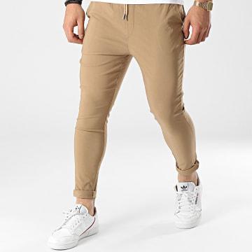 Uniplay - Pantalon Chino T3597 Camel