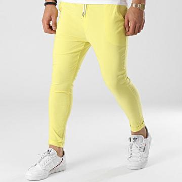 Uniplay - Pantalon Chino T3597 Jaune