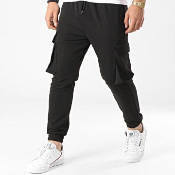 Uniplay - Pantalon Jogging T3596 Noir