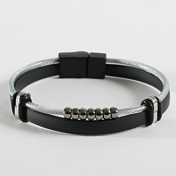 Black Needle - Bracelet BBN-406 Noir