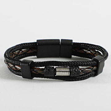 Black Needle - Bracelet BBN-407 Noir