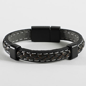 Black Needle - Bracelet BBN-411 Noir
