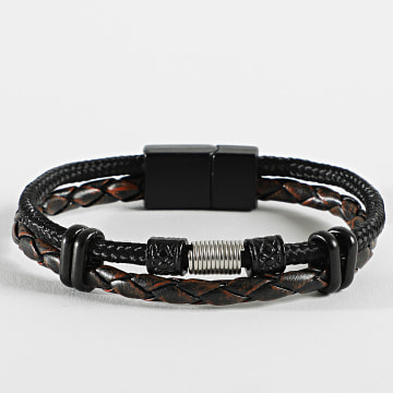 Black Needle - Bracelet BBN-415 Noir