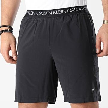 Calvin Klein - Short Jogging GMF0S813 Noir Réfléchissant
