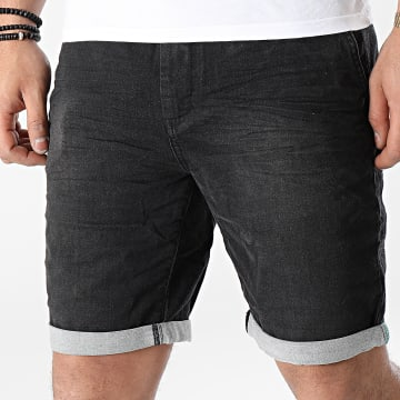 Classic Series - Short Jean H13220Y62122DK Noir